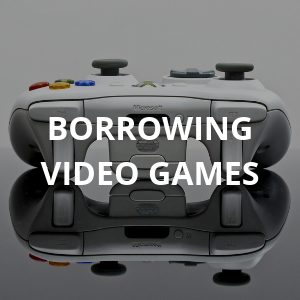 Borrowing Video Games from Ramsey Free Public Library (8)
