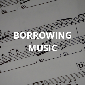 Borrowing Music from Ramsey Free Public Library (7)