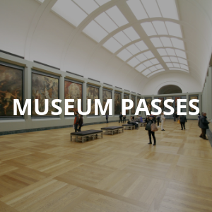 Museum Passes at Ramsey Library
