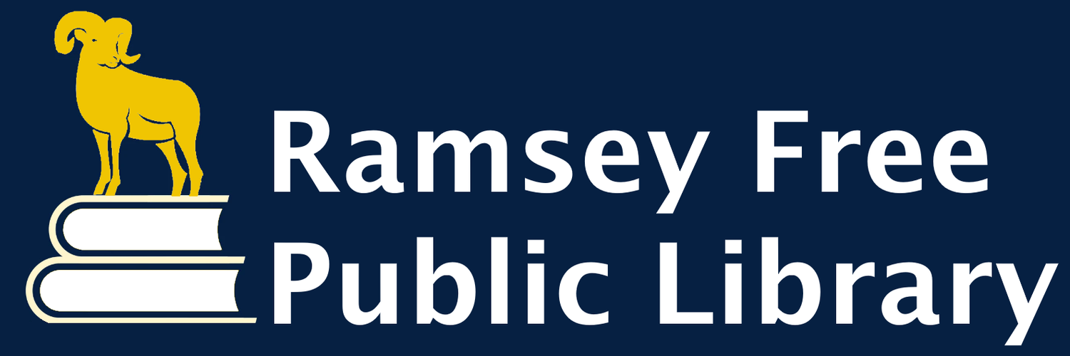 Ramsey Free Public Library | Events for Kids in Bergen County NJ | Borrow Materials | Free Wifi