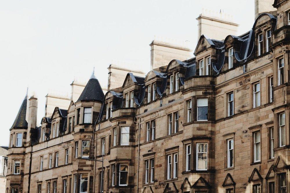 Edinburgh / February