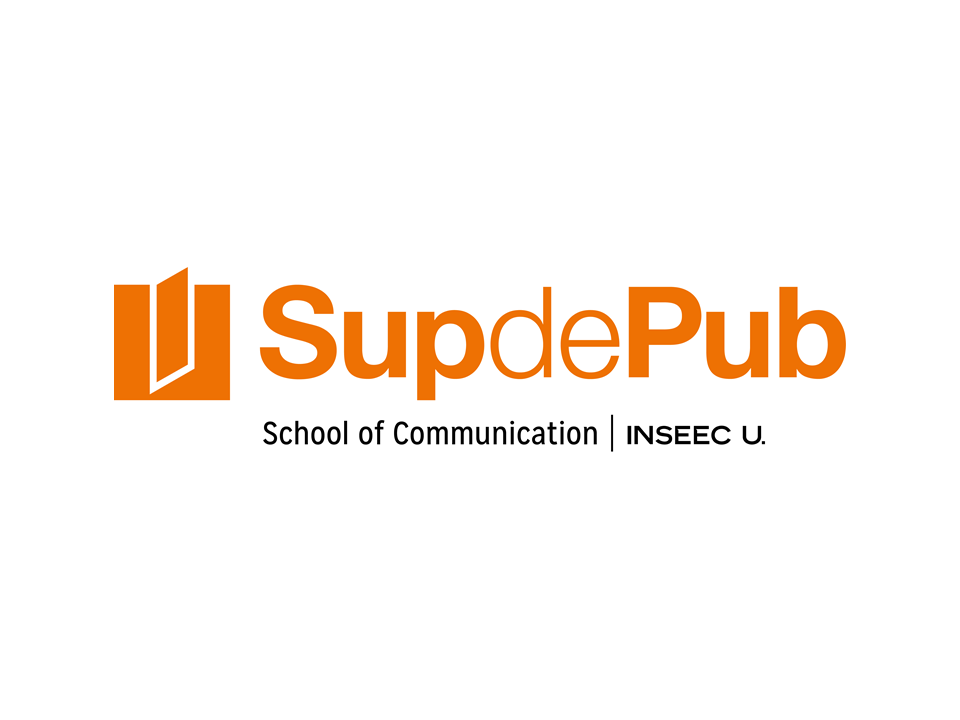 Sup de Pub - Sup de Pub is one of the most highly regarded schools for comms in France. Every year we teach a few classes on creative strategy and are invited to judge the student awards where they work on a real client brief.