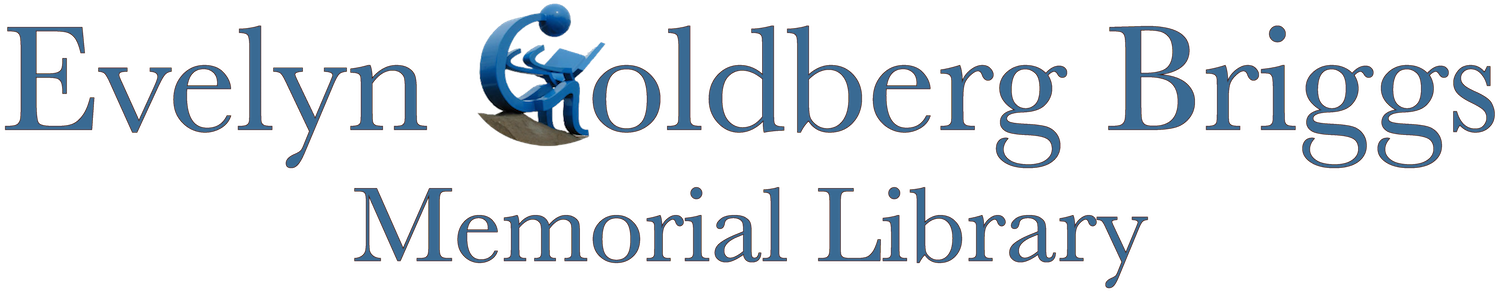Evelyn Goldberg Briggs Memorial Library
