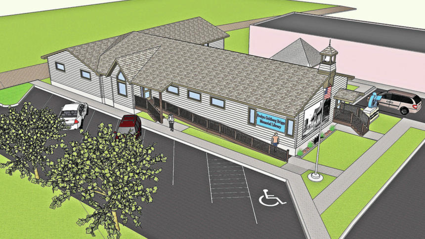Iron River Library Expansion drawing.jpg