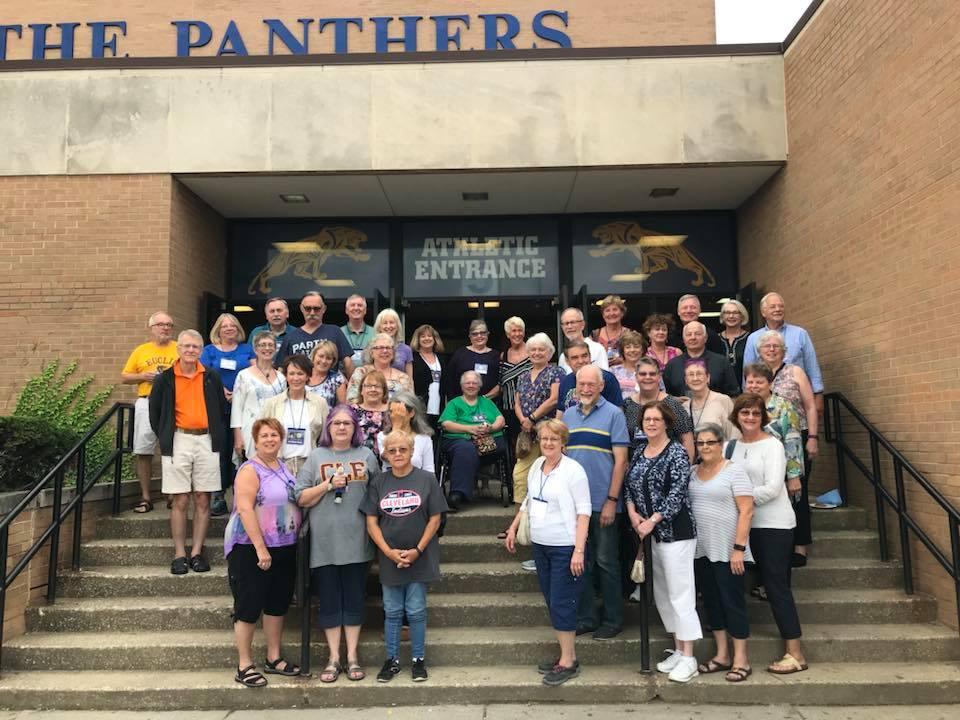 EHS Class of 1968 50th Reunion School Tour