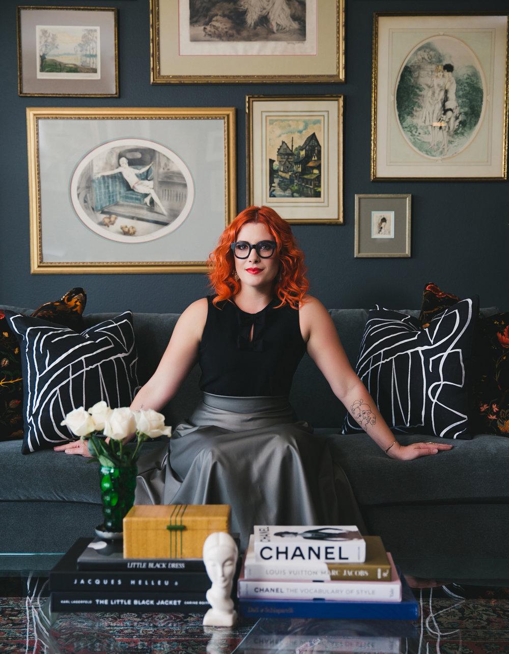 LISA GILMORE DESIGN - Interior DesignerAn elegant branding and minimal website showcasing multiple design projects for this fast growing luxury interior design business.