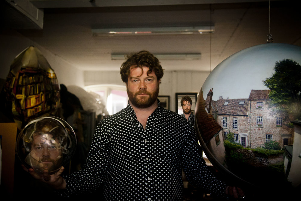 Will Teather in the studio by Martin Marsh.jpg