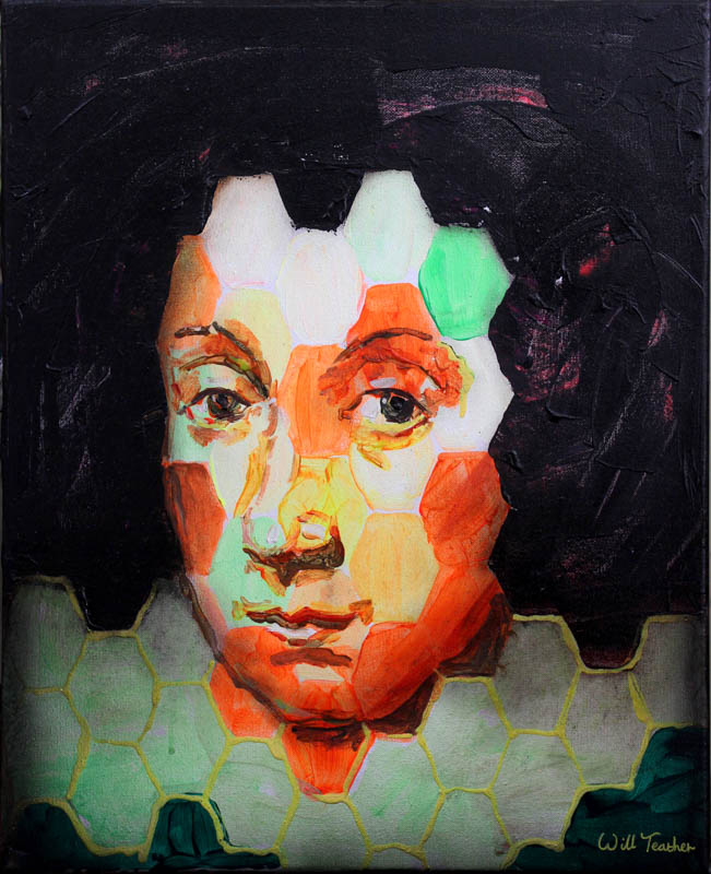 Lady Heath (after Van Ceulen)  - Oil on canvas - 40.5 x 50.7cm - £575