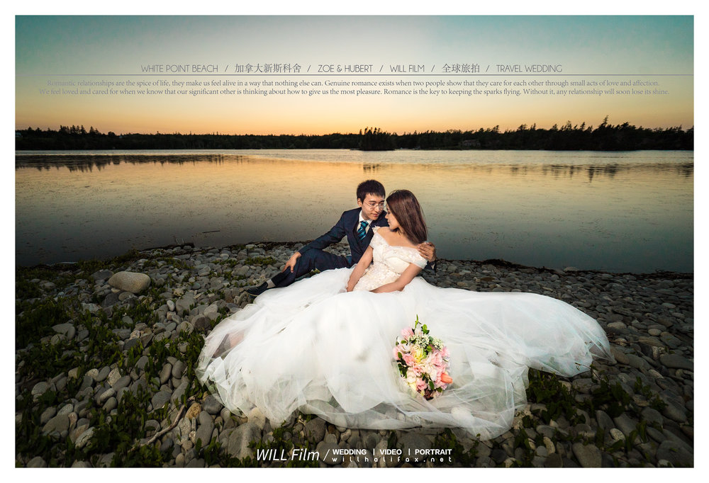 White Point Beach - Zoe & Hubert -