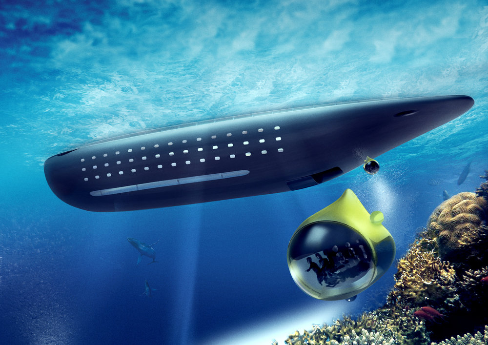 Subvoyage  is a conceptual design project done in collaboration with Heikki Konu and Jukka Jokinen. We propose a completely new kind of cruise experience for the people enthusiastic in underwater research.  learn more