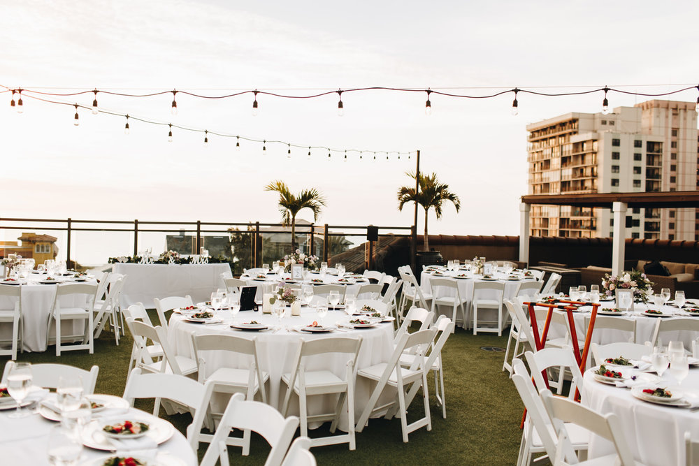hotel zamora wedding