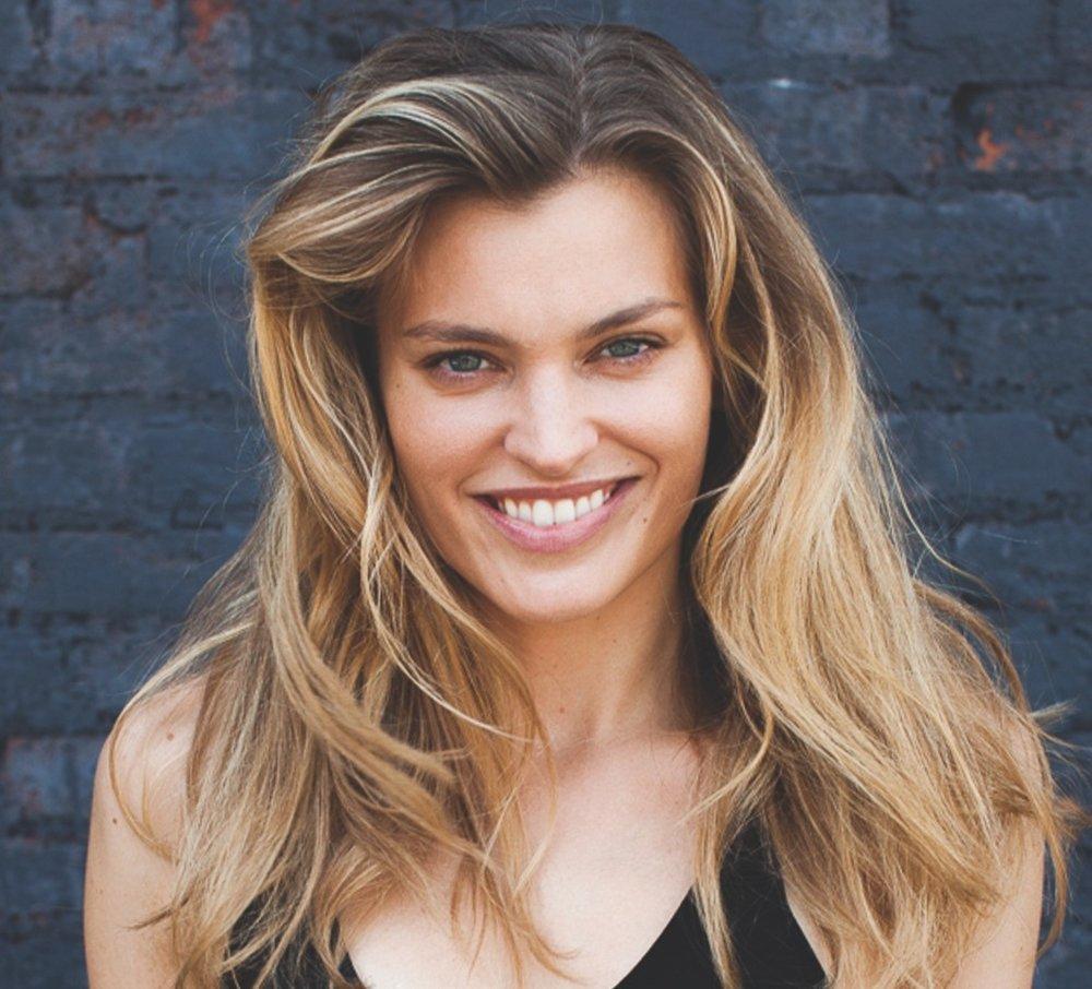 ADELA CAPOVA , integrative nutritionist featured in  Elle ,  Harper's Bazaar , and  GQ