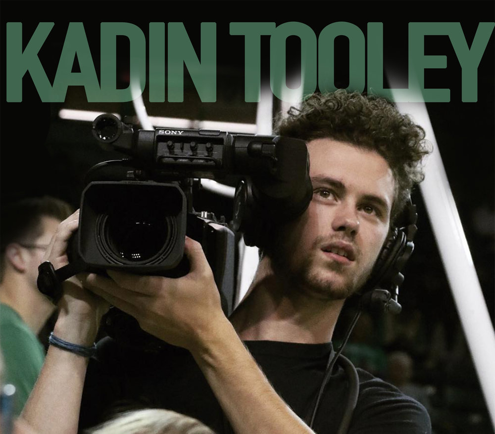 Lighting engineer/video production designer,  Kadin Tooley  is the youngest member of the band. He is a multi talented photographer, videographer, filmmaker, graphic designer, and artist. Kadin handles live lighting cues and video production at the events we are a part of. He has been the band's graphic designer for the passed 3 years and we are thrilled to welcome him aboard!