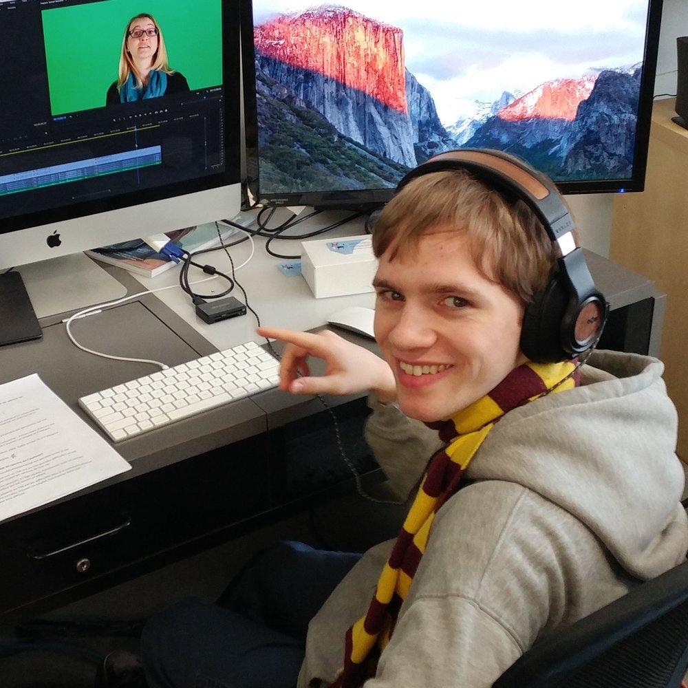 CHRISTOPHER DYMOND - Director / Cameraman / Editor