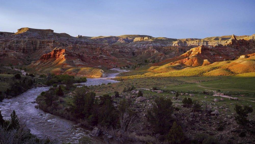 Badlands Sunset, Bill Sincavage.jpg