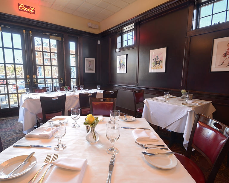 The Caroline Street Room -