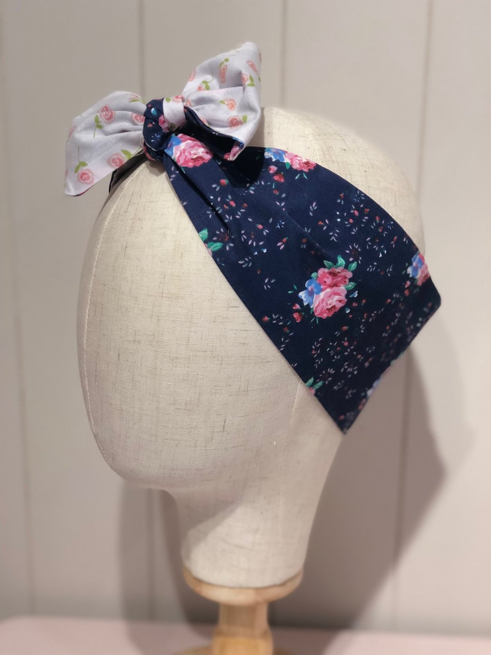 Shop Head Scarves - Easy tie for a touch of vintage