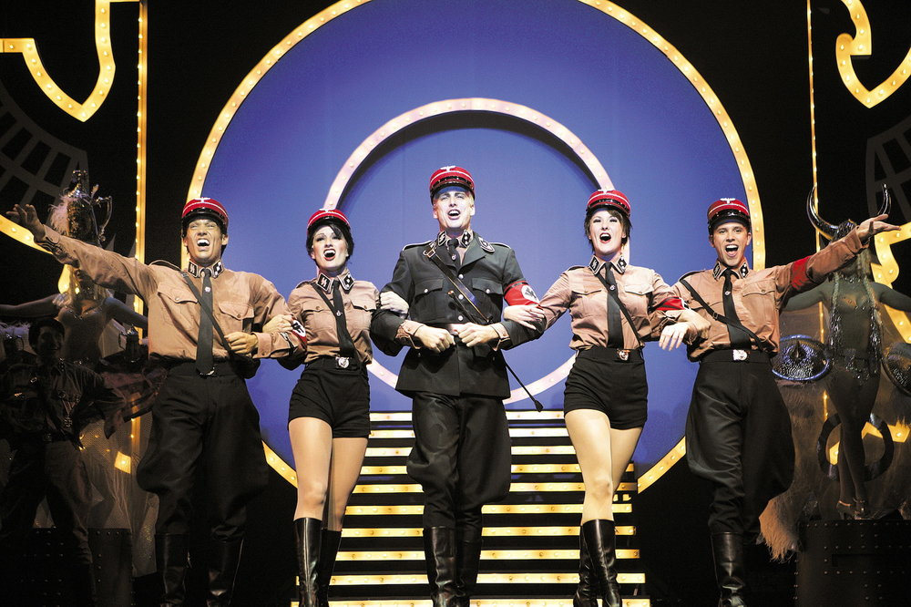 Original Australian Cast - THE PRODUCERS - A MEL BROOKS MUSICAL