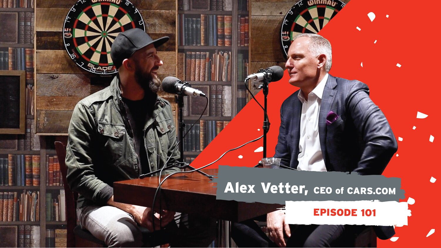 Talking Roots, Adaptability and Culture With Alex Vetter, CEO of CARS.com and CARS Inc.