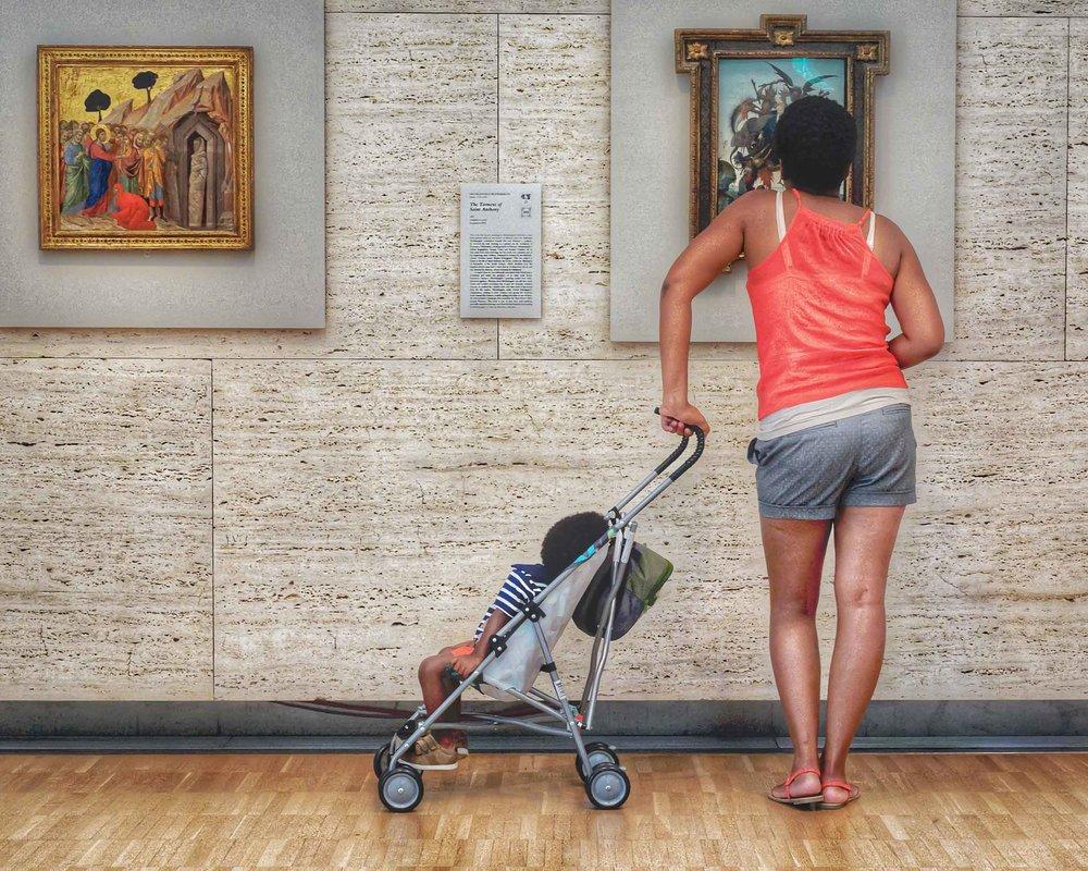 Kimball Art Museum, Fort Worth, Texas