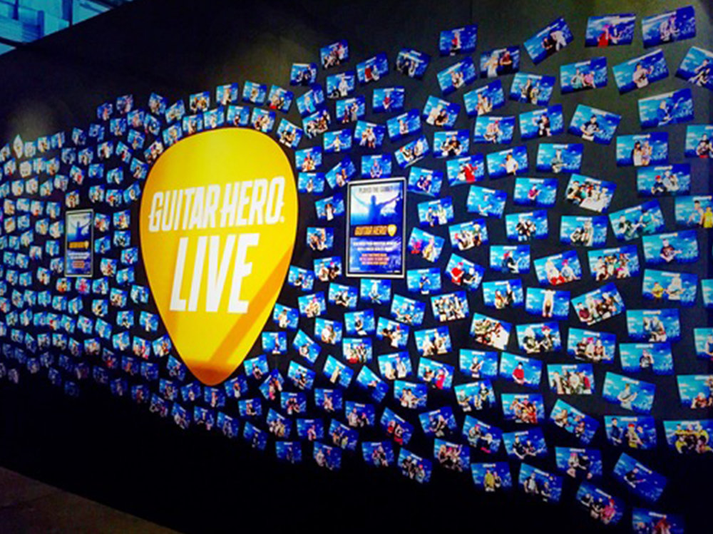 EB Games  Guitar Hero Live + Skylanders Activation