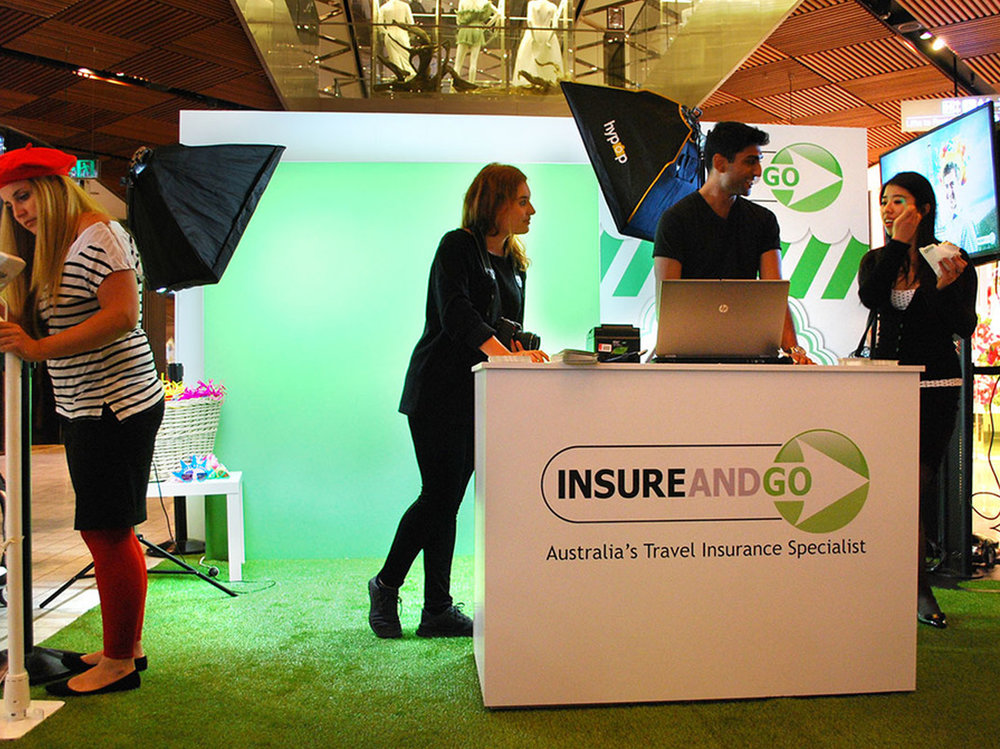 Insure and Go   Flavours of the World
