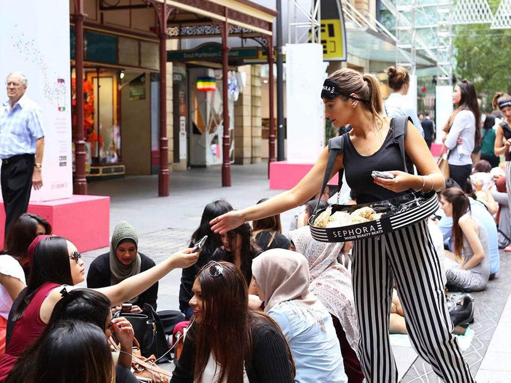 Sephora   Sydney Store Opening
