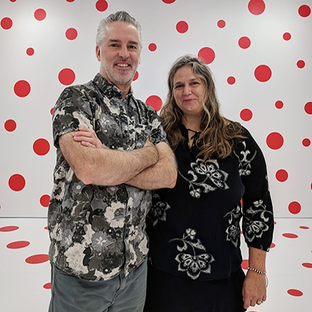 ARTIST & DESIGNERS Jeff Smith and Sonja Smith