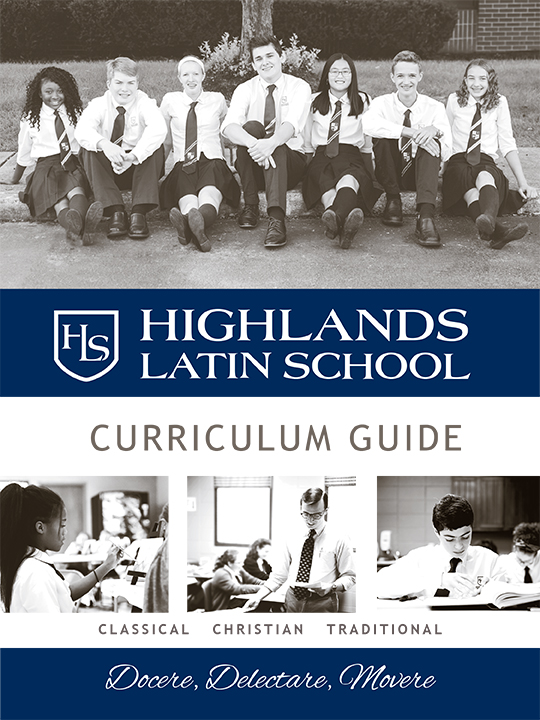 Click here to download our curriculum guide