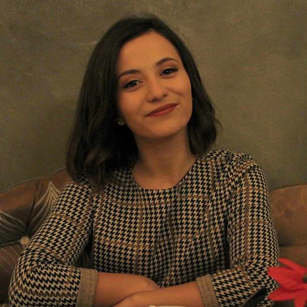 """SHOUSHAN KESHISHIAN  M.A. Post-War Recovery Studies, University of York (currently)  B.A. Political Science/International Affairs, Lebanese American University 2018  With experience as an intern for the Ministry of Diaspora in Armenia and a wide range of experience in media management and content- Shoushan is an advocate for Armenian women who aspire to raise their voices and break social norms.  """"I believe that getting diaspora Armenians engaged with Armenia is crucial, and the best way to do this is through cross-cutting issues such as women's rights and empowerment."""""""