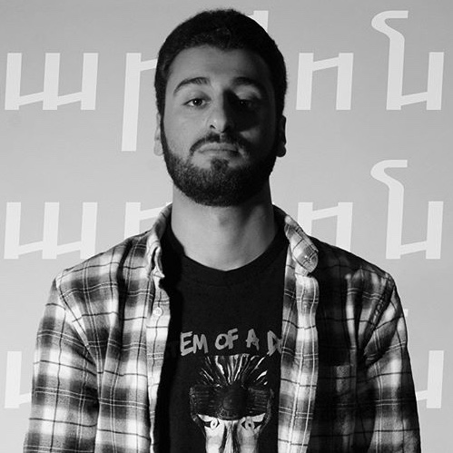 ALEK SURENIAN  Industrial Design Studies, University of Illinois Urbana-Champaign (currently)  Since a young age, Alek has grown up involved in the Armenian community. He spent the summer of 2017 as a designer for the Homeland Development Initiative Foundation in Yerevan. He draws inspiration from Armenian culture and creates a variety of impactful works that ultimately give back to the community.