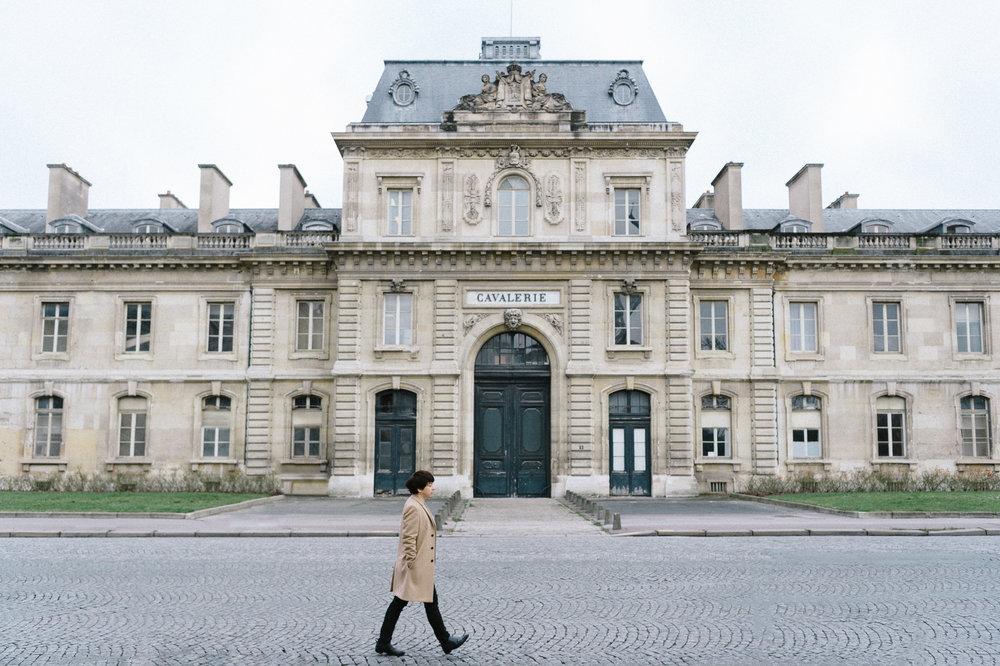 Paris Mens Portrait