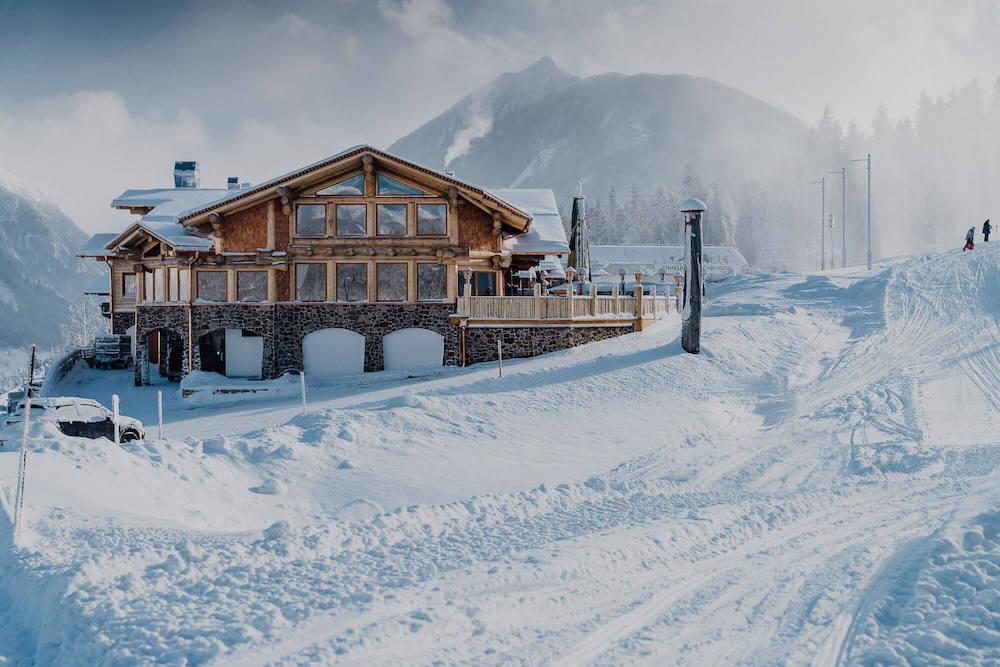 Skihüttenzauber - Tauernalm in Rohrmoos