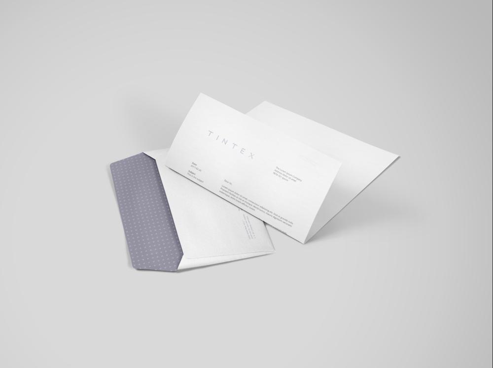 envelopes tintex textile fashion makers studio