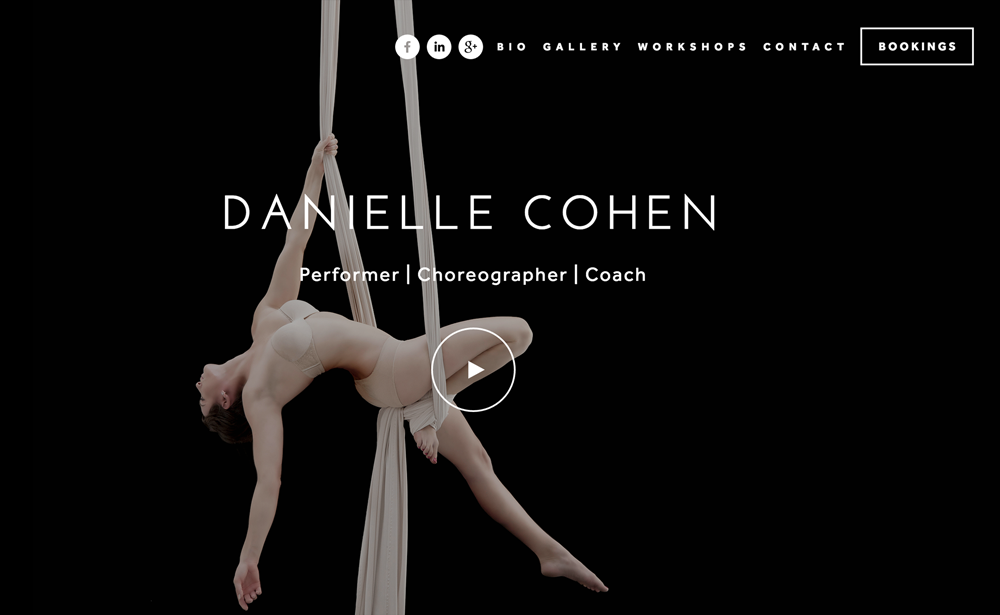 Hawaii Aerialist - Site Setup & Customization