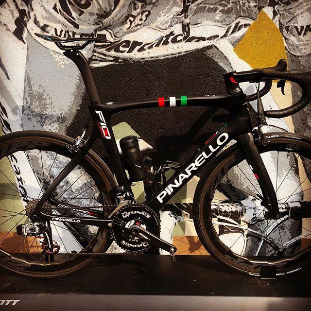 #ciclistefanelli #ciclistefanelliteolo #emozione #srm #pinarellof10 #pinarellodogmaf10 #ceramicspeed
