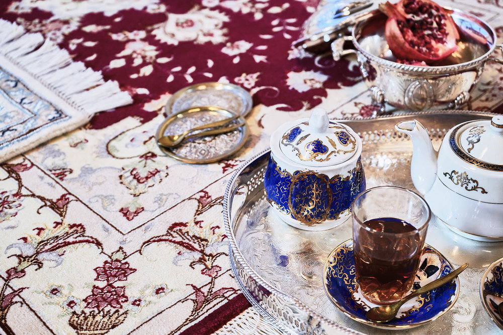 TRADITION - Quality isn't expensive, it's priceless. With an experience of several generations of craftsmanship, the Persian rug is a cultural good that combines history, heritage and various aesthetics developed in the heart of each Persian cultural circle. With every rug we sell, we sell a part of our traditional belief.