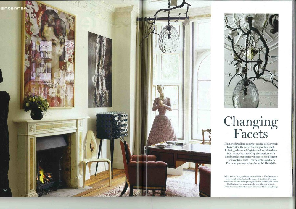 World of Interiors, Oct 2013
