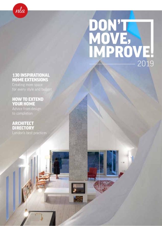 Don't Move Improve Magazine, 2019 -