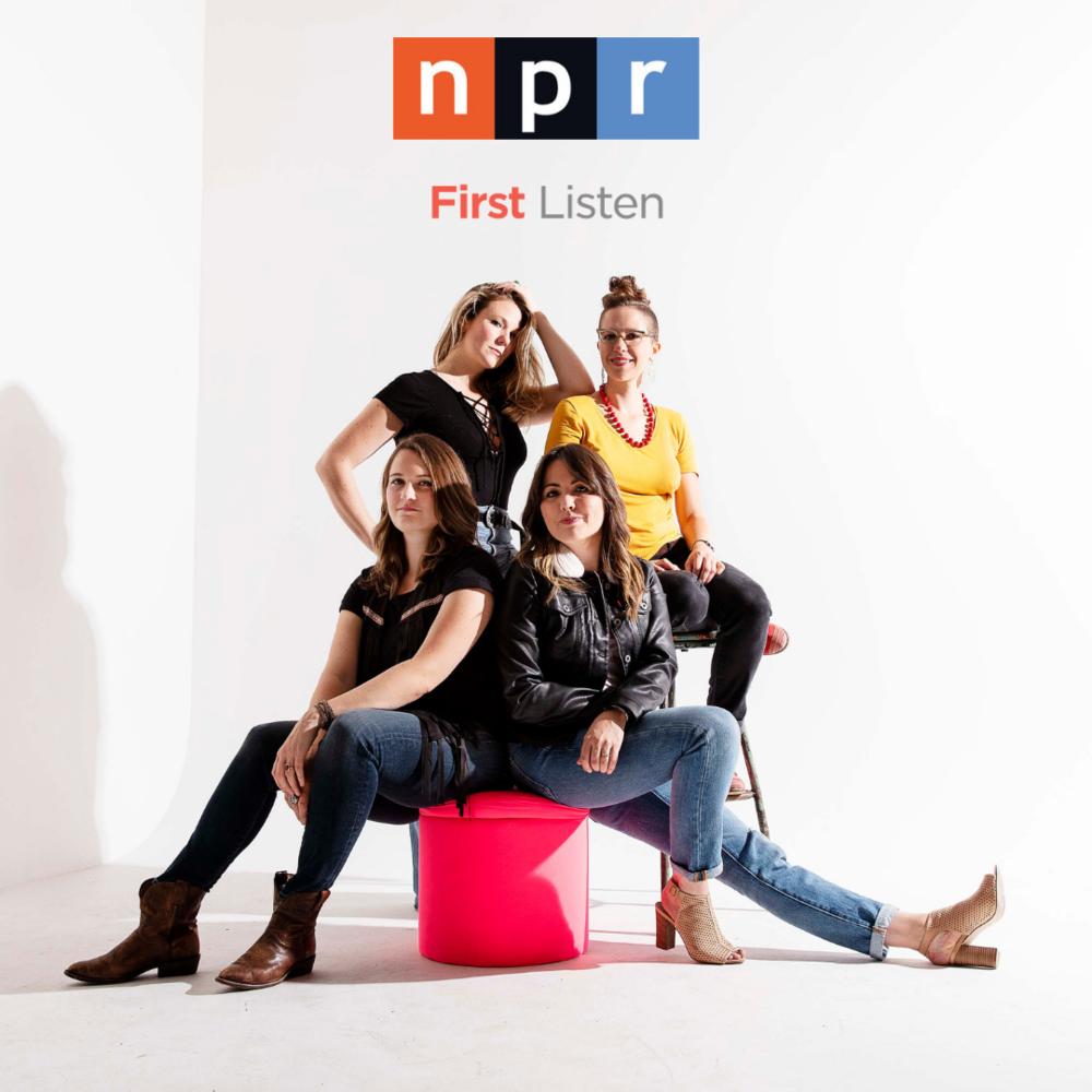 Della Mae NPR First Listen.png