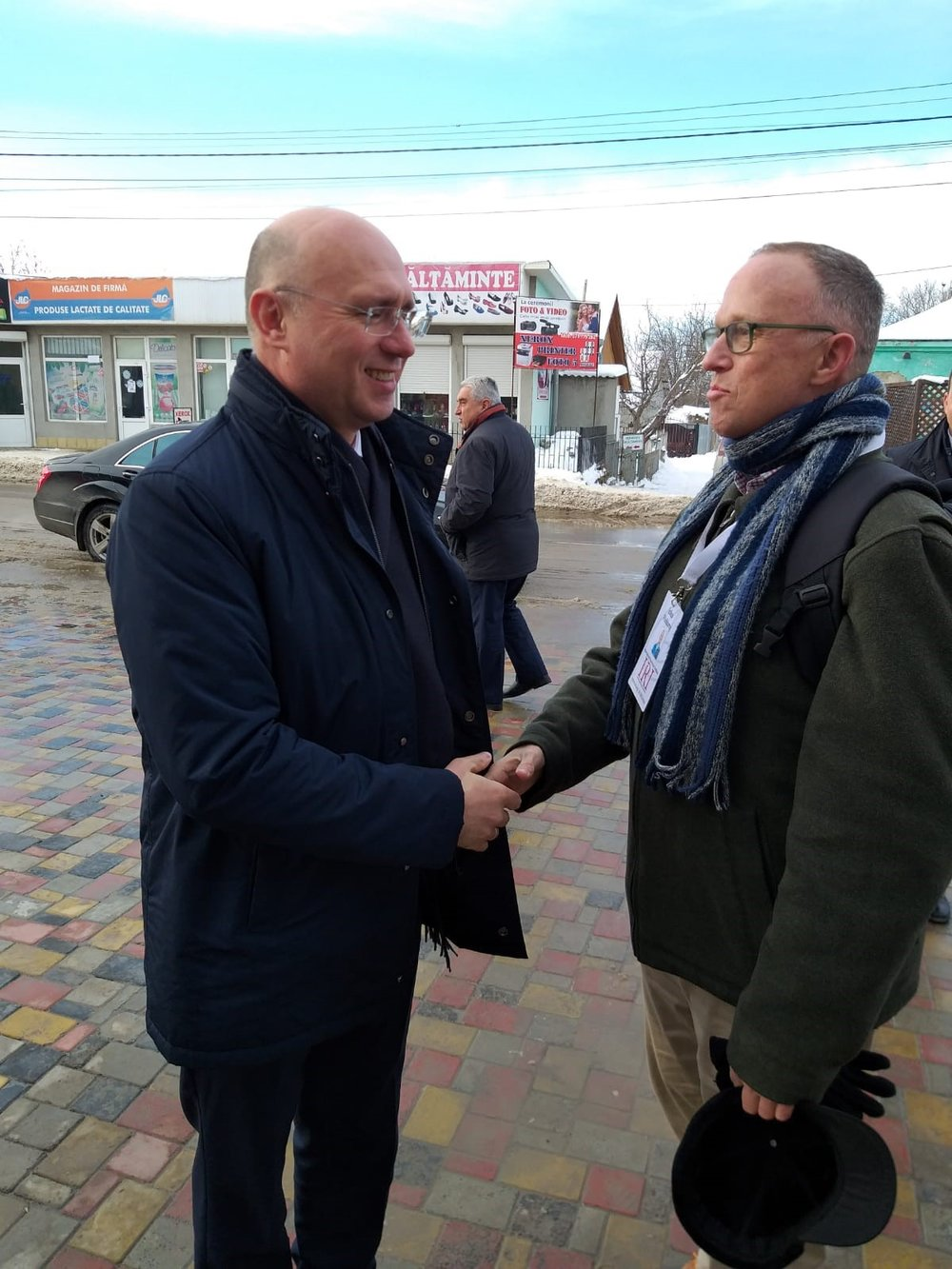 IRI LTO in Orhei meets with candidate Prime Minister Pavel Filip as he prepares for the upcoming February 24 parliamentary elections.