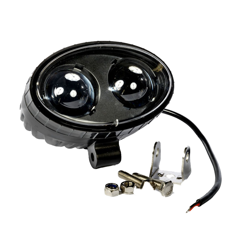 > Rear Spotter Light - View details by clicking above