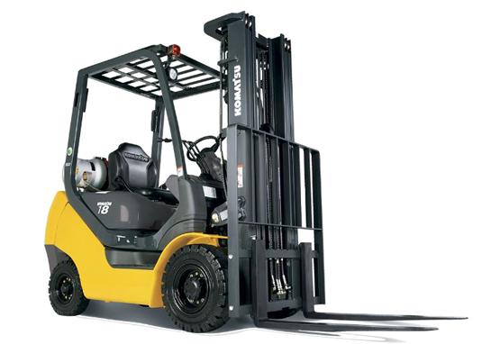 Komatsu Forklift AX50