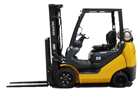 Komatsu Forklift BX50