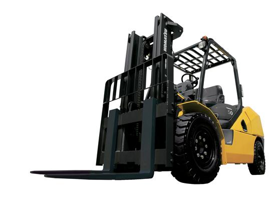 Komatsu Forklift CX50
