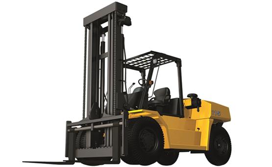 Komatsu Forklift EX50