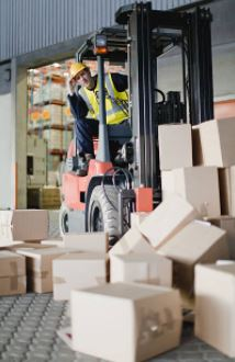 How to reduce forklift accidents Forklift Loading Accident