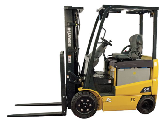 Electric Komatsu Forklift