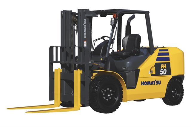 When is Your Komatsu Forklift Ready to Retire? — WAYCO