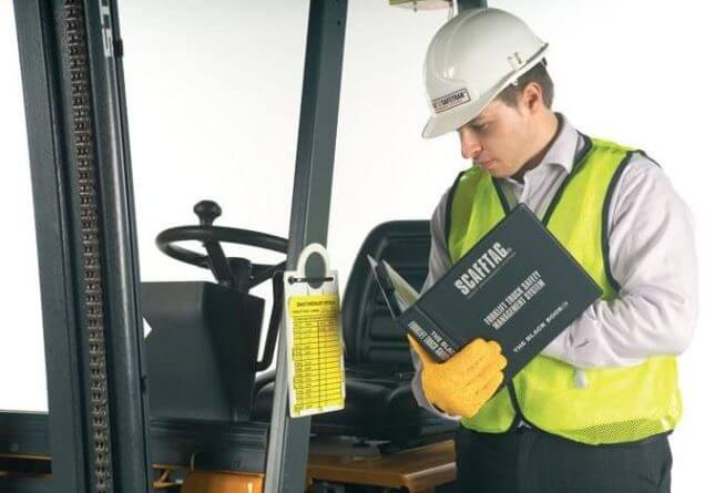 Forklift Safety Inspection
